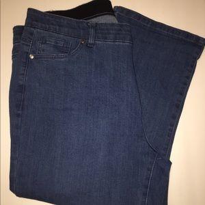 Avenue stretch jeans